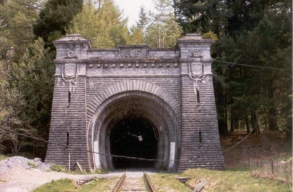 Entrada del Túnel de Somport ©Gobierno de Aragon