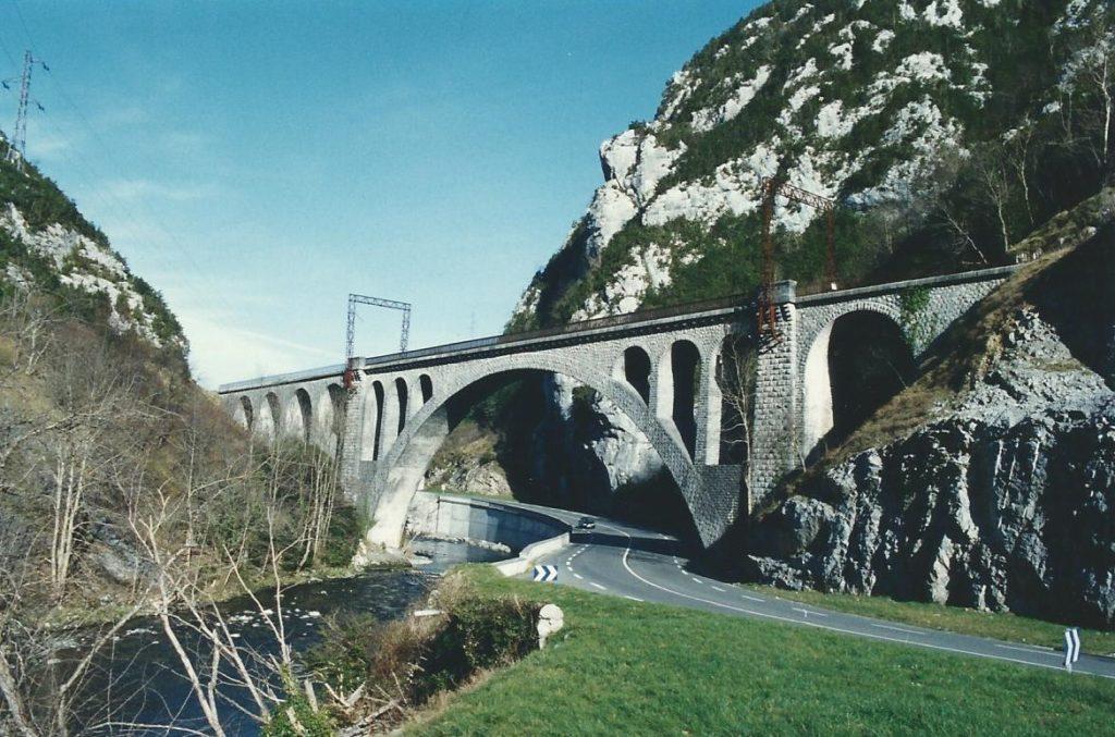 El Viaducto y el Puente del Escot