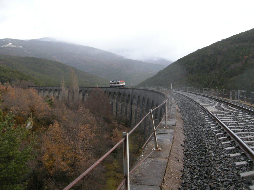 Viaducto de Cenarbe ©Gobierno de Aragon