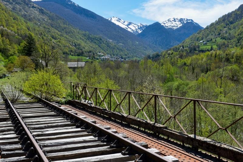 Pau-Canfranc-Saragosse : participez au projet de territoire autour de la ligne