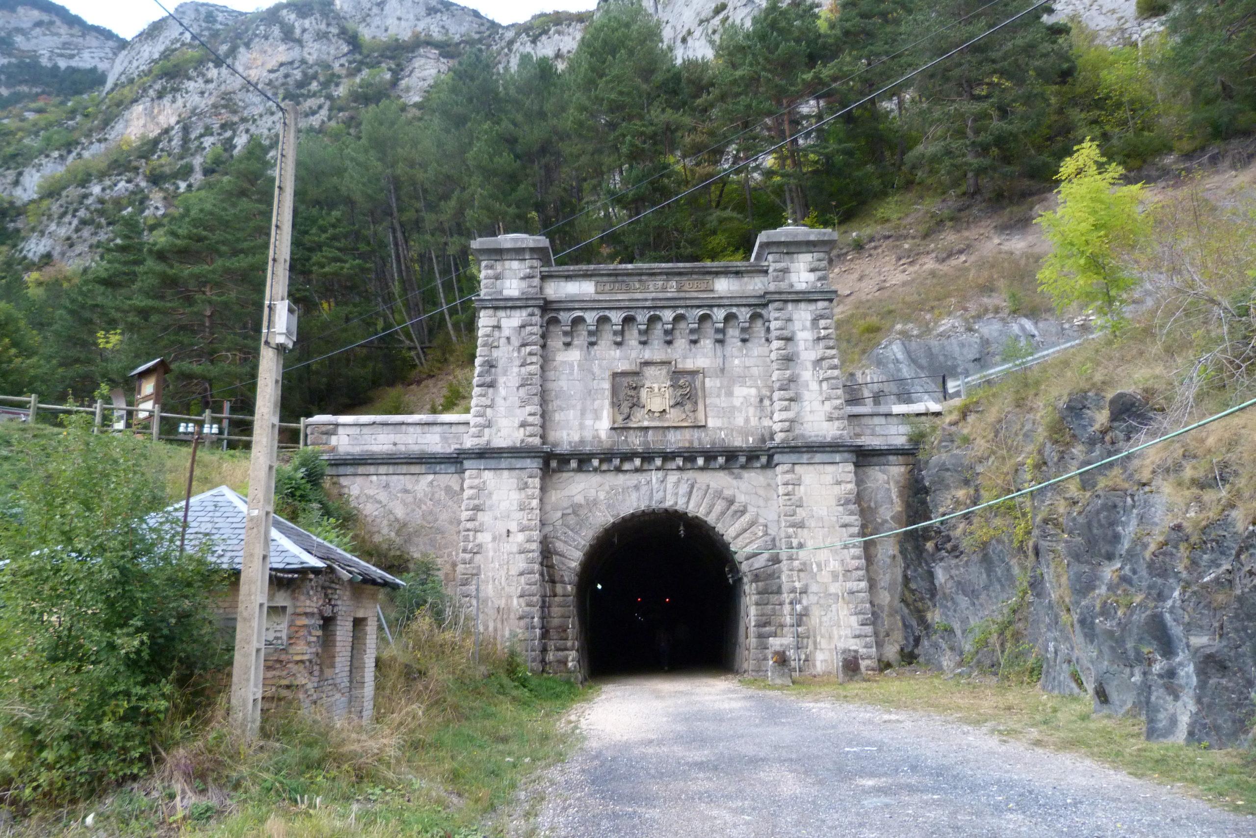2,8 millones de euros de la Unión Europea para el túnel  de Somport